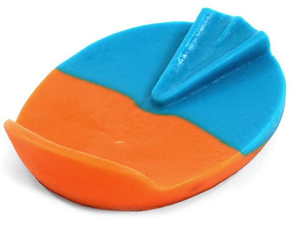 Specialty - Orange / Turquoise